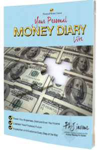 Your Personal Money Diary Lite